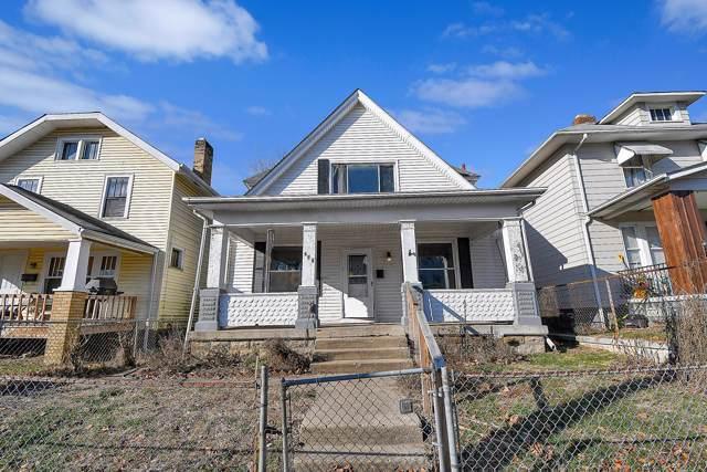 237 S Richardson Avenue, Columbus, OH 43204 (MLS #220001992) :: Angel Oak Group