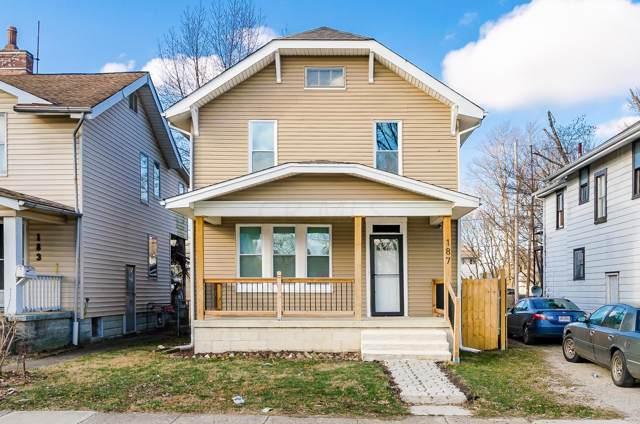 187 N Wayne Avenue, Columbus, OH 43204 (MLS #220002014) :: Signature Real Estate