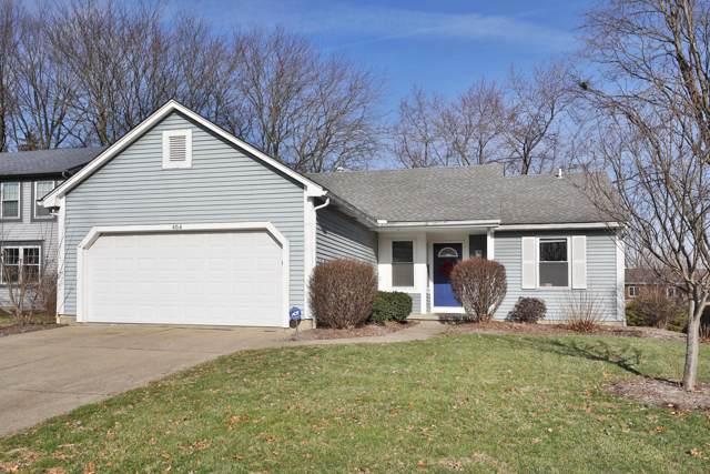 464 Sandburr Drive, Columbus, OH 43230 (MLS #220002018) :: Berkshire Hathaway HomeServices Crager Tobin Real Estate