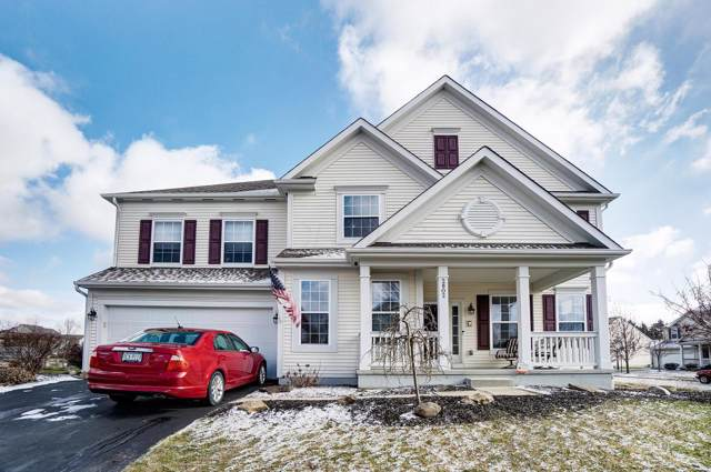 2802 Deverell Drive, Blacklick, OH 43004 (MLS #220002023) :: RE/MAX ONE