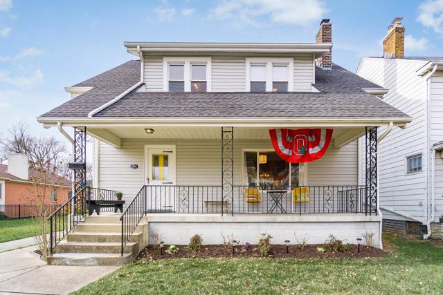 1525 Westwood Avenue, Columbus, OH 43212 (MLS #220002041) :: Signature Real Estate