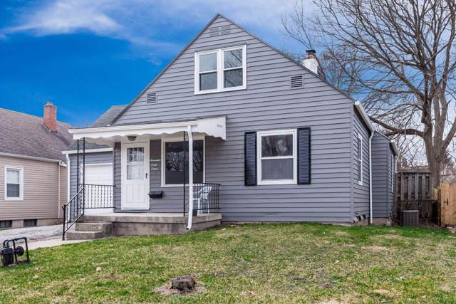1763 Hess Boulevard, Columbus, OH 43212 (MLS #220002074) :: ERA Real Solutions Realty