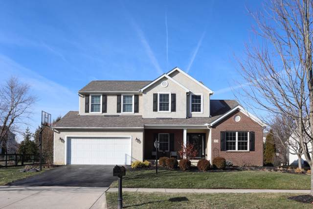 3885 Laurel Valley Drive, Powell, OH 43065 (MLS #220002077) :: Huston Home Team