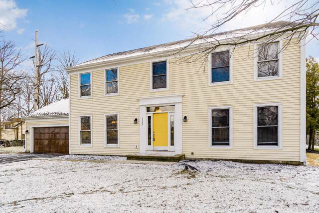 5589 Old Pond Drive, Dublin, OH 43017 (MLS #220002089) :: Core Ohio Realty Advisors