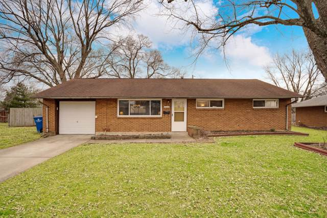 7113 Golding Drive, Reynoldsburg, OH 43068 (MLS #220002114) :: ERA Real Solutions Realty