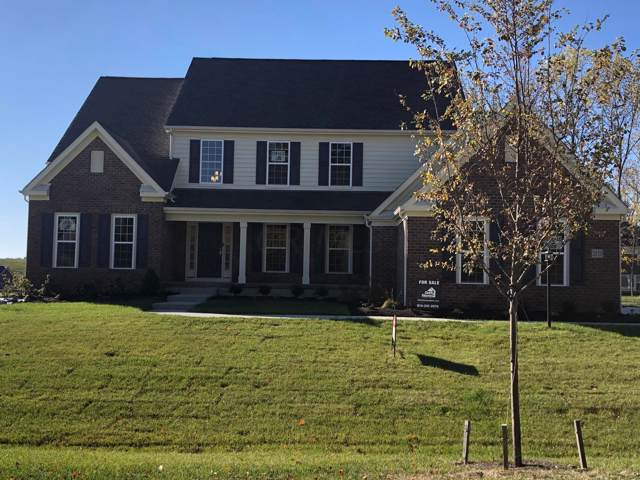 2175 Shale Run Drive, Delaware, OH 43015 (MLS #220002119) :: The Clark Group @ ERA Real Solutions Realty