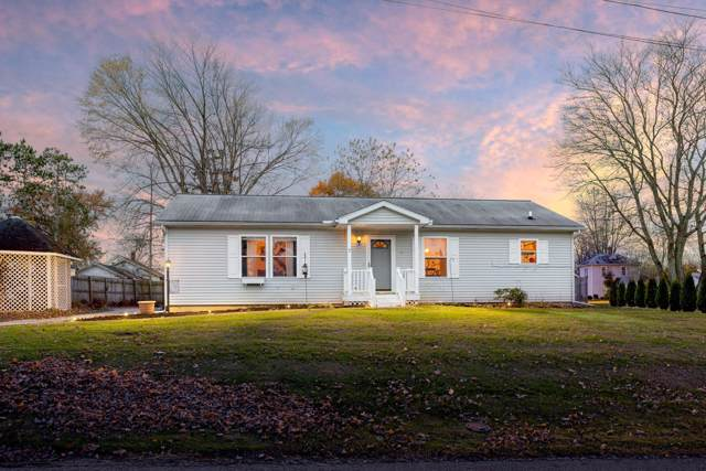 7 Quarry Street, Mount Vernon, OH 43050 (MLS #220002126) :: The Holden Agency