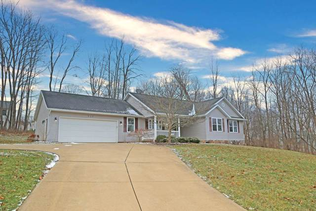 513 W Highland Drive, Howard, OH 43028 (MLS #220002137) :: Sam Miller Team