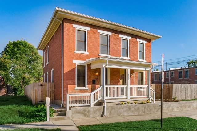 192 E 2nd Avenue, Columbus, OH 43201 (MLS #220002159) :: The Clark Group @ ERA Real Solutions Realty