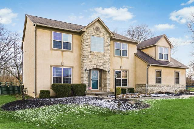 4740 Stone View Court, Powell, OH 43065 (MLS #220002170) :: Sam Miller Team