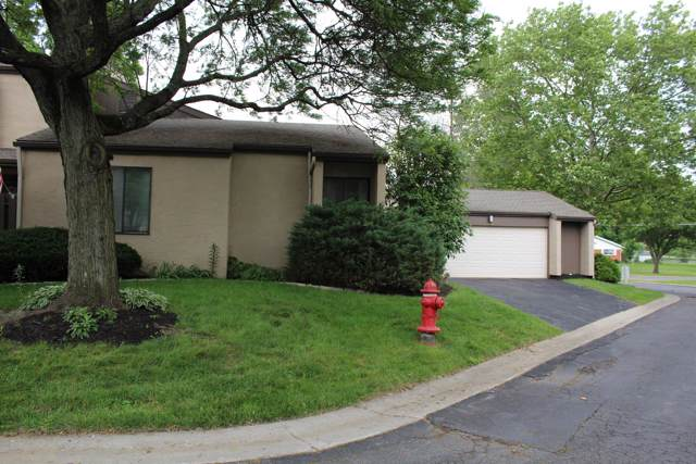 332 Peachtree Court, Westerville, OH 43081 (MLS #220002188) :: Sam Miller Team