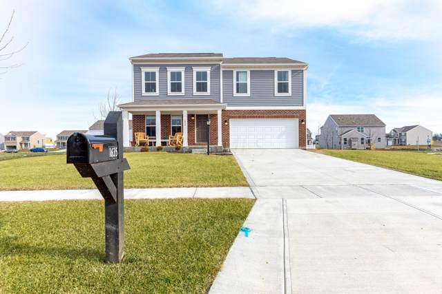 1635 Dickson Drive, Marysville, OH 43040 (MLS #220002189) :: The Clark Group @ ERA Real Solutions Realty