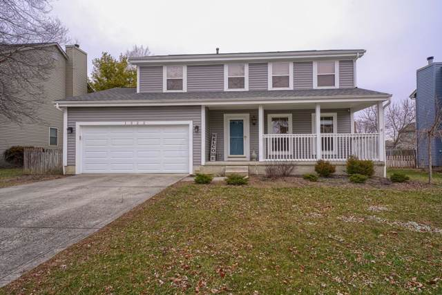 1322 River Trail Drive, Grove City, OH 43123 (MLS #220002198) :: Signature Real Estate