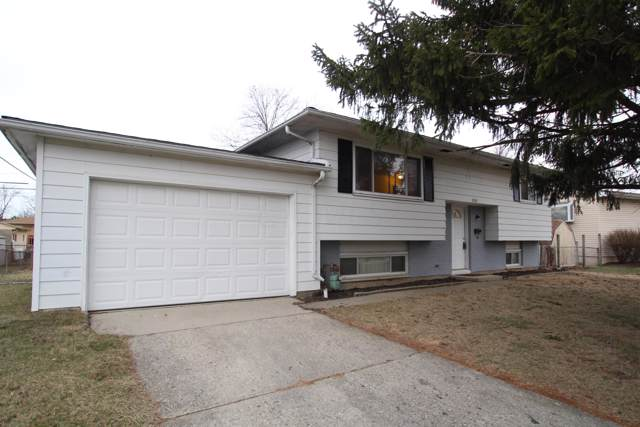 3056 Barbee Avenue, Grove City, OH 43123 (MLS #220002209) :: The Clark Group @ ERA Real Solutions Realty