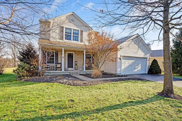5643 Genoa Farms Boulevard, Westerville, OH 43082 (MLS #220002215) :: RE/MAX ONE