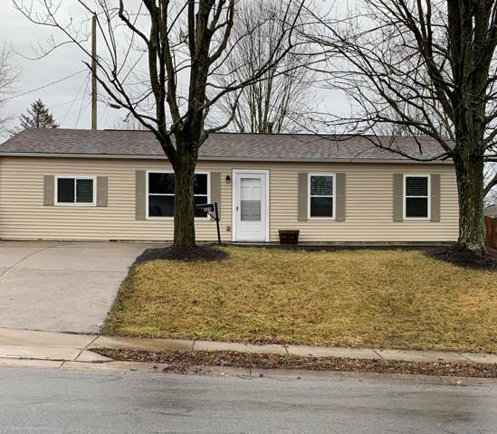 409 Sunset Drive, Johnstown, OH 43031 (MLS #220002220) :: Signature Real Estate