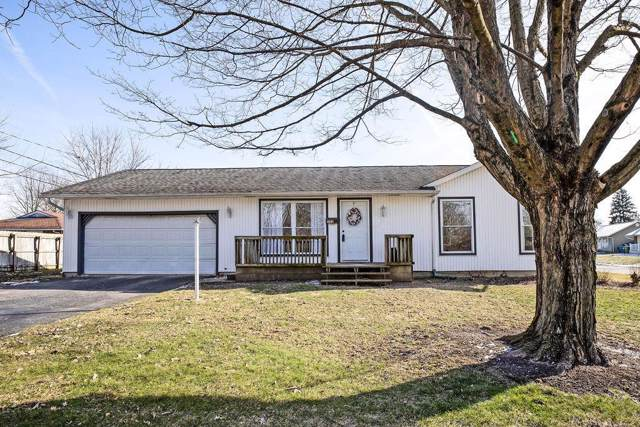 302 N Cherry Street, Marysville, OH 43040 (MLS #220002232) :: The Clark Group @ ERA Real Solutions Realty