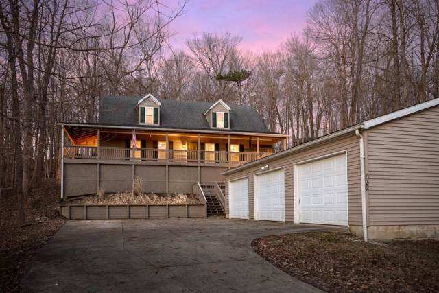 532 W Highland Drive, Howard, OH 43028 (MLS #220002248) :: The Holden Agency