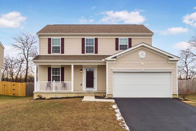 451 Wingate Place, Mount Sterling, OH 43143 (MLS #220002257) :: Shannon Grimm & Partners Team