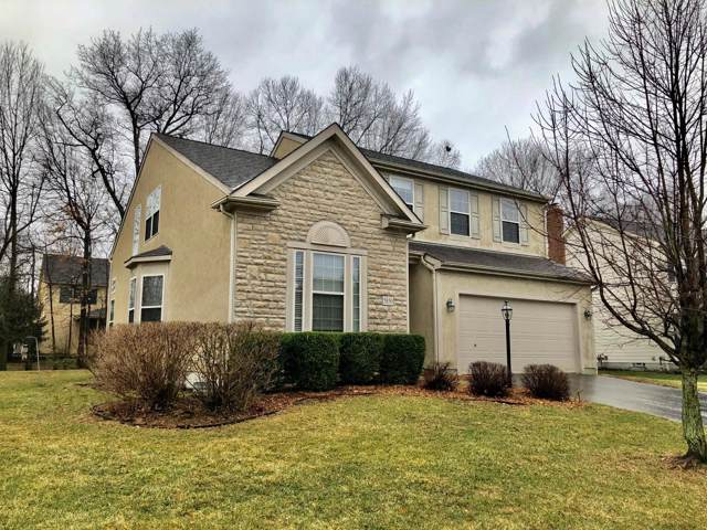 5850 Chiddingstone Lane, Westerville, OH 43082 (MLS #220002258) :: RE/MAX ONE