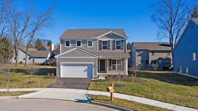 1226 Denmark Place, Westerville, OH 43081 (MLS #220002273) :: RE/MAX ONE