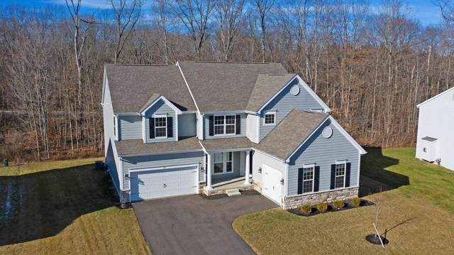 413 Hawking Drive, Galena, OH 43021 (MLS #220002281) :: The Clark Group @ ERA Real Solutions Realty