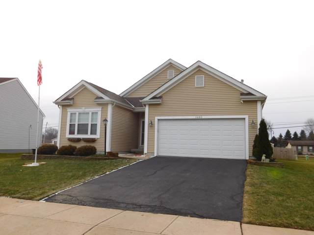 1480 S Wild Turkey Drive, Newark, OH 43055 (MLS #220002331) :: Sam Miller Team