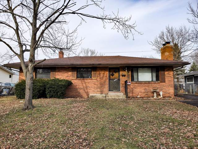 1460 Evaline Drive, Columbus, OH 43224 (MLS #220002338) :: The Holden Agency