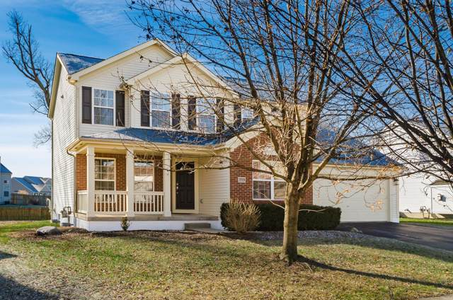 3519 Natalie Drive, Grove City, OH 43123 (MLS #220002370) :: RE/MAX ONE