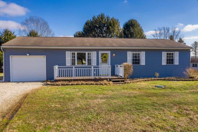 50 Fox Chase Drive, Newark, OH 43055 (MLS #220002380) :: Signature Real Estate