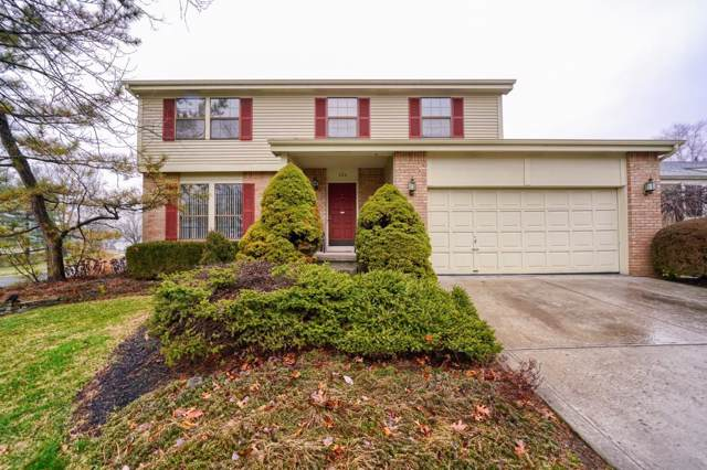 126 Brookhill Drive, Columbus, OH 43230 (MLS #220002394) :: Signature Real Estate