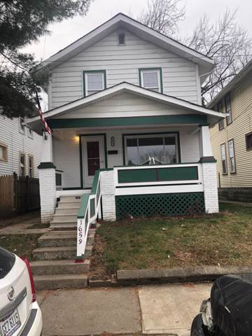 1659 S 4th Street, Columbus, OH 43207 (MLS #220002411) :: Signature Real Estate