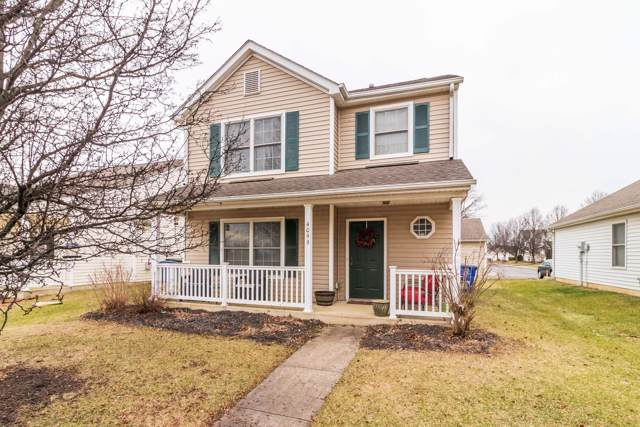 4099 Shannon Green Drive, Canal Winchester, OH 43110 (MLS #220002463) :: The Clark Group @ ERA Real Solutions Realty