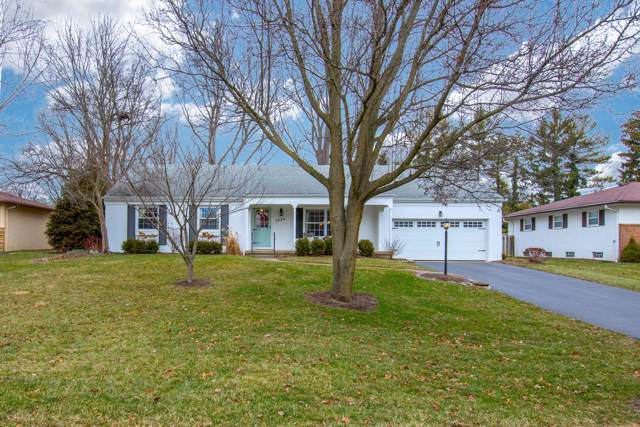 3724 Darbyshire Drive, Hilliard, OH 43026 (MLS #220002477) :: Berkshire Hathaway HomeServices Crager Tobin Real Estate