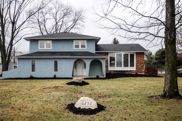 6252 Borror Road, Grove City, OH 43123 (MLS #220002488) :: The Clark Group @ ERA Real Solutions Realty