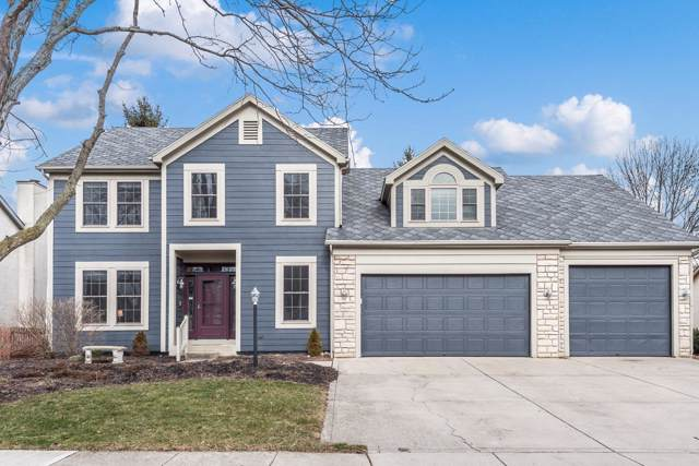 3688 Boathouse Drive, Hilliard, OH 43026 (MLS #220002524) :: Berkshire Hathaway HomeServices Crager Tobin Real Estate