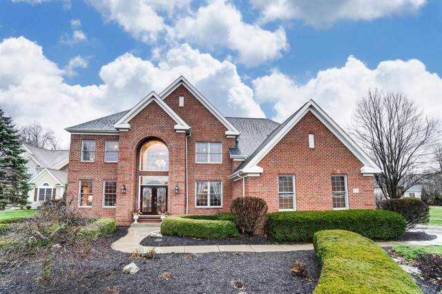 5985 Heritage Lakes Drive, Hilliard, OH 43026 (MLS #220002530) :: Keller Williams Excel