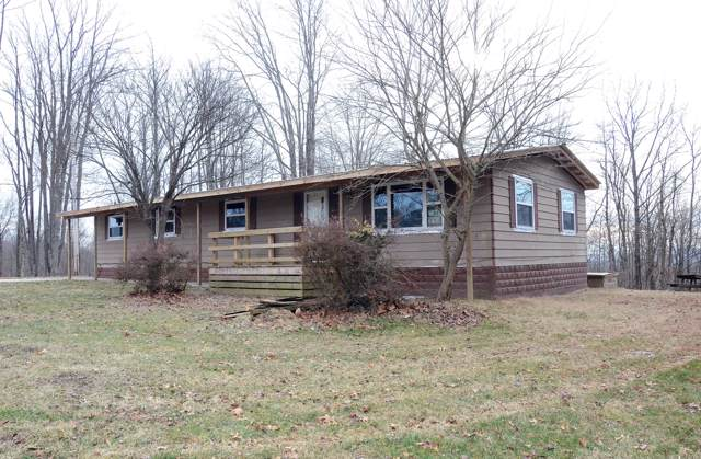9232 Pioneer Road, Byesville, OH 43723 (MLS #220002577) :: Signature Real Estate