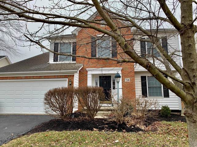 7246 Lavender Lane, Lewis Center, OH 43035 (MLS #220002582) :: The Clark Group @ ERA Real Solutions Realty