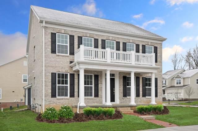 1307 Spagnol Lane Lot 19, Westerville, OH 43081 (MLS #220002588) :: Berkshire Hathaway HomeServices Crager Tobin Real Estate