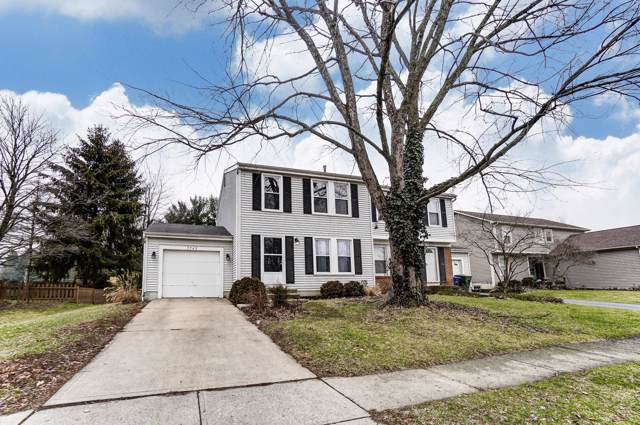 7745 Stoneford Drive, Columbus, OH 43235 (MLS #220002640) :: The Clark Group @ ERA Real Solutions Realty