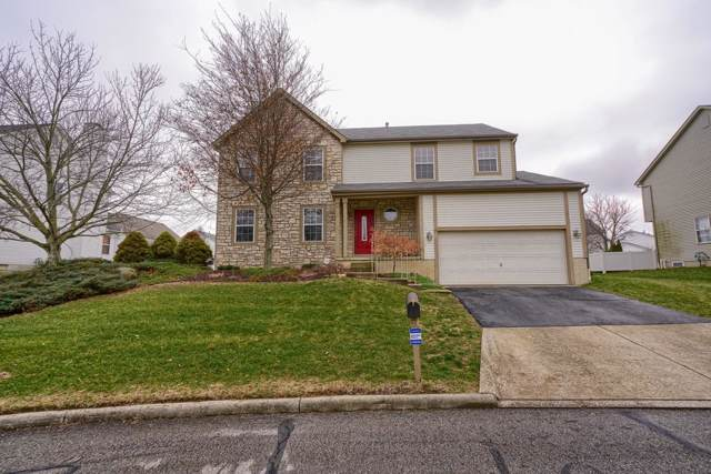 637 Washington Street, Canal Winchester, OH 43110 (MLS #220002642) :: ERA Real Solutions Realty