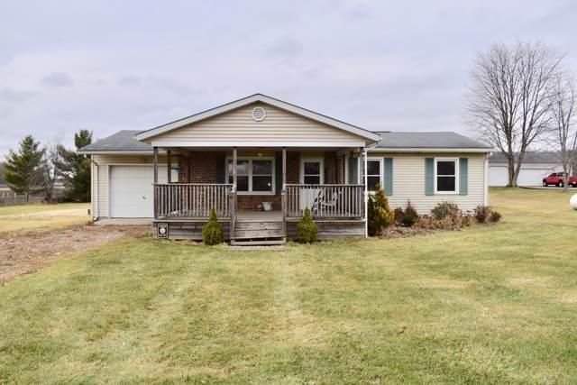 3189 Township Road 21, Marengo, OH 43334 (MLS #220002649) :: Keller Williams Excel