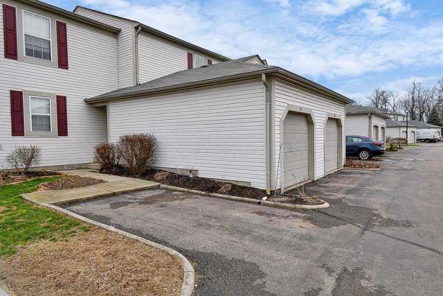 219 Macdougall Lane 53B, Blacklick, OH 43004 (MLS #220002655) :: Keller Williams Excel