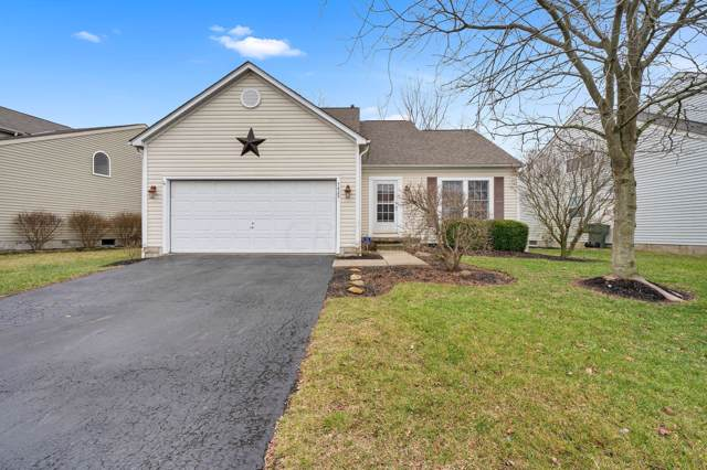 7425 Oliver Winchester Drive, Canal Winchester, OH 43110 (MLS #220002660) :: Berkshire Hathaway HomeServices Crager Tobin Real Estate