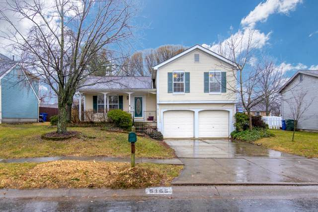 5165 Locust Post Lane, Columbus, OH 43230 (MLS #220002662) :: Berkshire Hathaway HomeServices Crager Tobin Real Estate