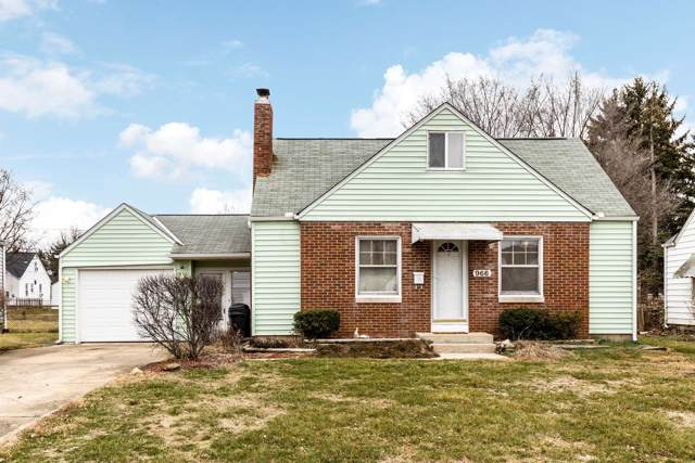 966 Karl Street, Columbus, OH 43227 (MLS #220002673) :: Berkshire Hathaway HomeServices Crager Tobin Real Estate