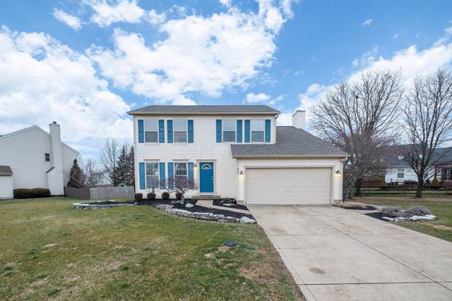 8695 Kirkland Drive, Lewis Center, OH 43035 (MLS #220002679) :: Keller Williams Excel
