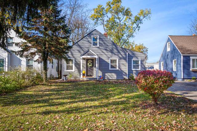 767 S Chesterfield Road, Columbus, OH 43209 (MLS #220002699) :: Berkshire Hathaway HomeServices Crager Tobin Real Estate