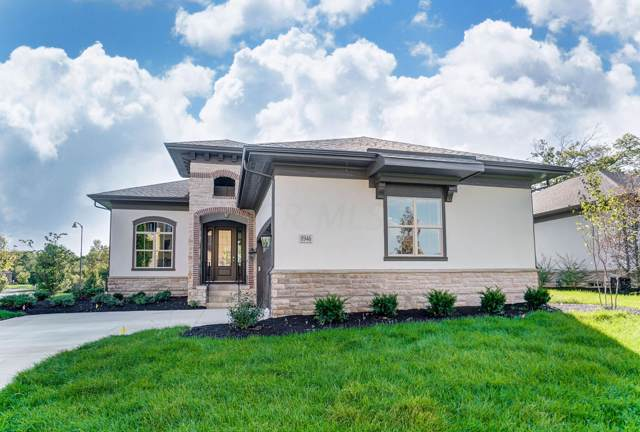 8946 Terrazza S Court, Dublin, OH 43016 (MLS #220002708) :: Sam Miller Team